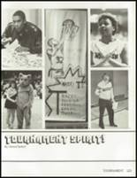 1985 South High School Yearbook Page 126 & 127