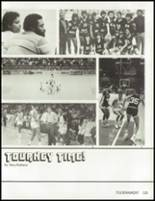 1985 South High School Yearbook Page 128 & 129