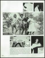 1985 South High School Yearbook Page 134 & 135
