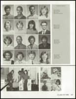 1985 South High School Yearbook Page 150 & 151