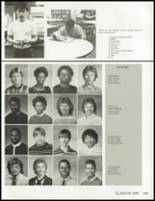 1985 South High School Yearbook Page 152 & 153