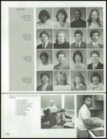 1985 South High School Yearbook Page 154 & 155
