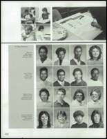 1985 South High School Yearbook Page 156 & 157