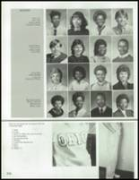 1985 South High School Yearbook Page 158 & 159