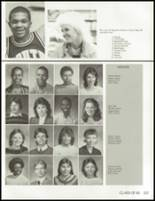 1985 South High School Yearbook Page 160 & 161