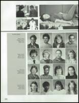 1985 South High School Yearbook Page 164 & 165