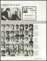 1985 South High School Yearbook Page 176 & 177