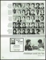 1985 South High School Yearbook Page 180 & 181
