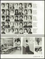 1985 South High School Yearbook Page 184 & 185
