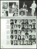 1985 South High School Yearbook Page 190 & 191