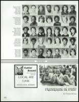 1985 South High School Yearbook Page 192 & 193