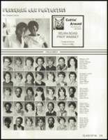 1985 South High School Yearbook Page 194 & 195