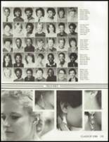 1985 South High School Yearbook Page 196 & 197