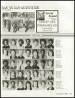 1985 South High School Yearbook Page 198 & 199