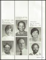 1985 South High School Yearbook Page 212 & 213
