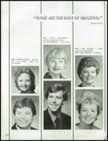 1985 South High School Yearbook Page 214 & 215