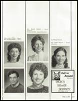 1985 South High School Yearbook Page 220 & 221