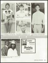 1985 South High School Yearbook Page 228 & 229