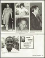 1985 South High School Yearbook Page 230 & 231
