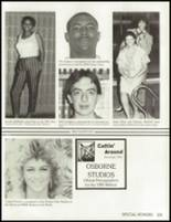 1985 South High School Yearbook Page 234 & 235