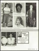 1985 South High School Yearbook Page 236 & 237