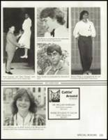 1985 South High School Yearbook Page 238 & 239