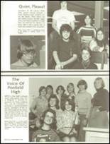 1977 Penfield High School Yearbook Page 54 & 55