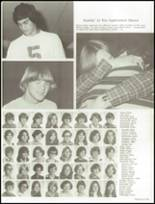 1977 Penfield High School Yearbook Page 92 & 93