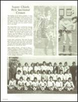 1977 Penfield High School Yearbook Page 126 & 127