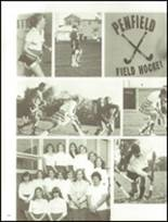 1977 Penfield High School Yearbook Page 130 & 131