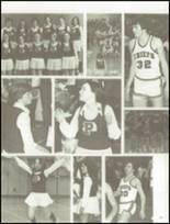 1977 Penfield High School Yearbook Page 138 & 139