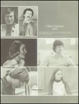 1977 Penfield High School Yearbook Page 152 & 153