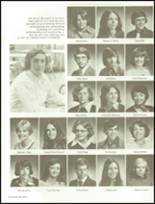 1977 Penfield High School Yearbook Page 156 & 157