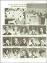 1977 Penfield High School Yearbook Page 182 & 183