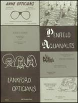 1977 Penfield High School Yearbook Page 194 & 195