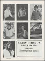 1983 Aline-Cleo Springs High School Yearbook Page 12 & 13