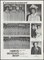 1983 Aline-Cleo Springs High School Yearbook Page 20 & 21