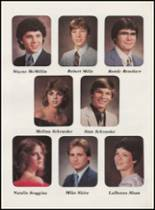 1983 Aline-Cleo Springs High School Yearbook Page 22 & 23
