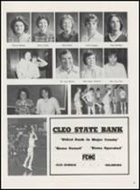 1983 Aline-Cleo Springs High School Yearbook Page 28 & 29