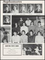 1983 Aline-Cleo Springs High School Yearbook Page 32 & 33
