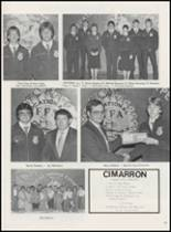 1983 Aline-Cleo Springs High School Yearbook Page 46 & 47