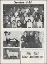 1983 Aline-Cleo Springs High School Yearbook Page 50 & 51