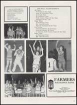 1983 Aline-Cleo Springs High School Yearbook Page 58 & 59