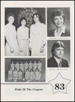 1983 Aline-Cleo Springs High School Yearbook Page 66 & 67