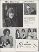 1983 Aline-Cleo Springs High School Yearbook Page 70 & 71