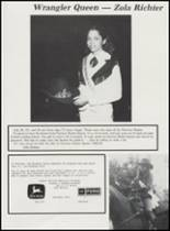 1983 Aline-Cleo Springs High School Yearbook Page 72 & 73