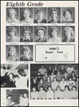 1983 Aline-Cleo Springs High School Yearbook Page 76 & 77