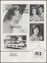 1983 Aline-Cleo Springs High School Yearbook Page 84 & 85