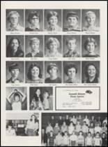 1983 Aline-Cleo Springs High School Yearbook Page 86 & 87