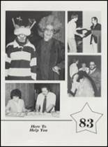 1983 Aline-Cleo Springs High School Yearbook Page 88 & 89